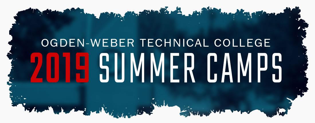 Summer Camps | Ogden-Weber Technical College